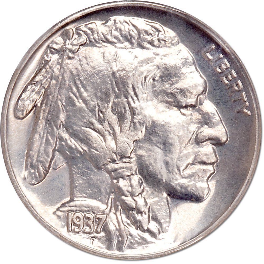 Rare coin for sale: 1937 Buffalo Nickel Nickel NGC PF66