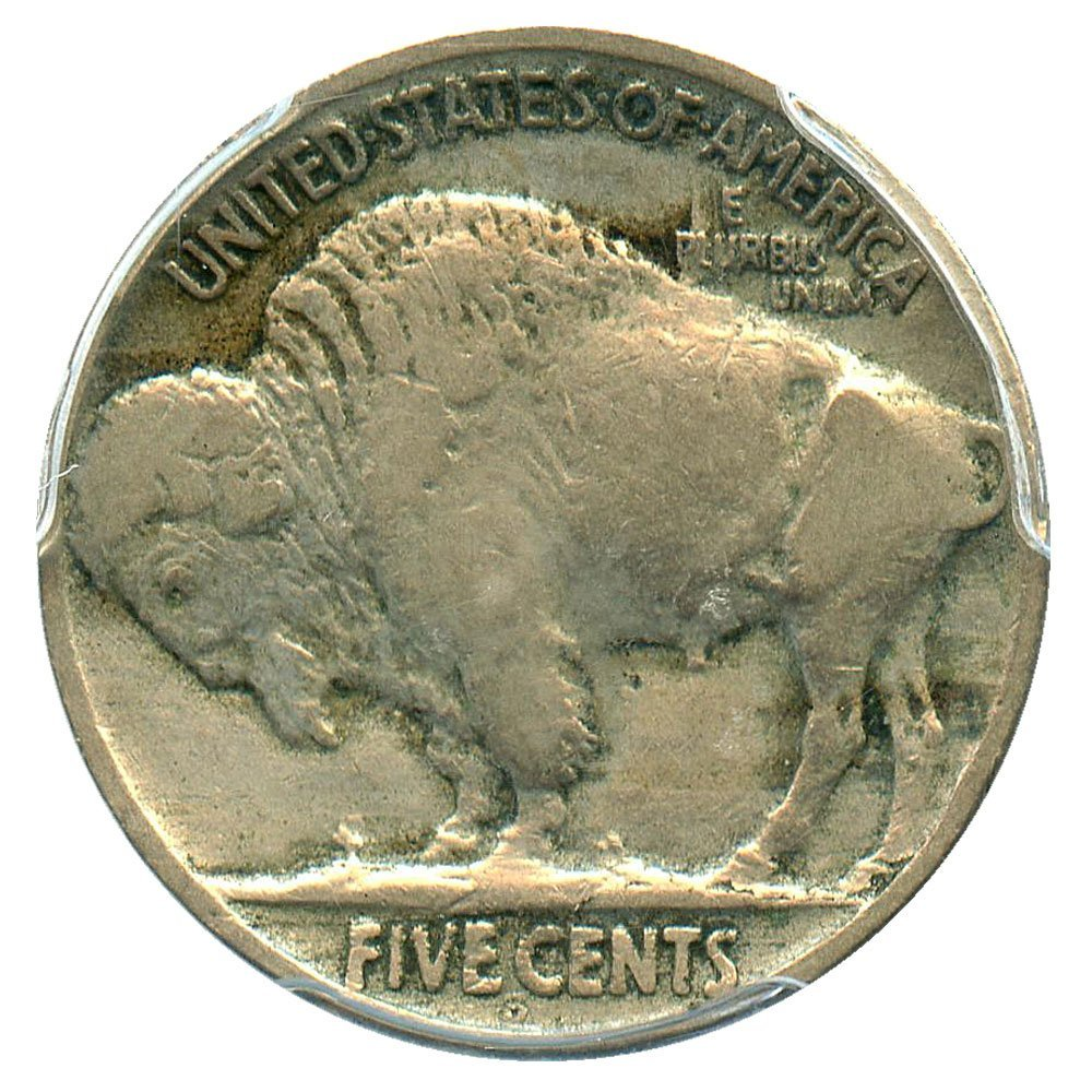1923 S Buffalo Nickels Nickel PCGS VF30