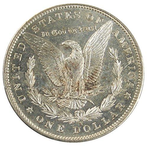 1897 Morgan $1 PL PCGS MS63