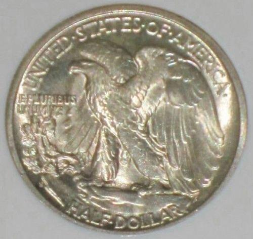 1946 S Walking Liberty Half Dollar MS 65 NGC