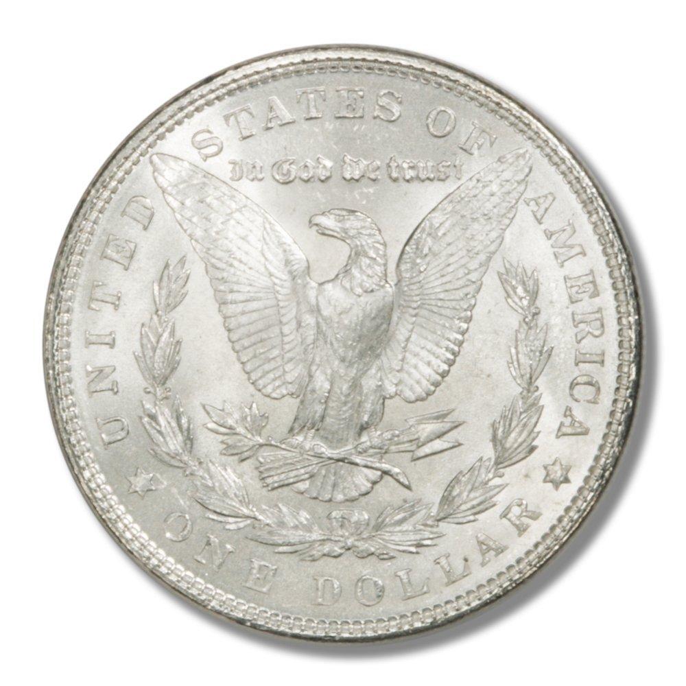 1903 Morgan Silver Dollar MS64 US Mint Choice Brilliant Uncirculated #2 and #3