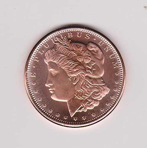 2014 Morgan Copper Nearly Choice Brilliant Uncirculated