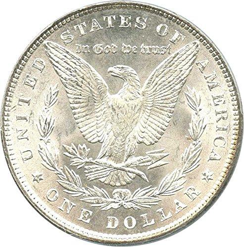 1886 P Morgan Dollars Dollar MS67 PCGS
