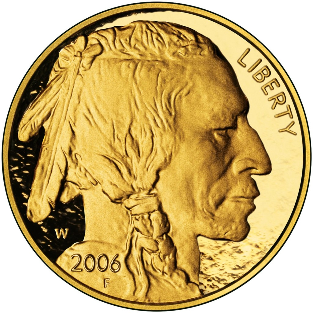 2006 American Gold Buffalo Proof $50 Brilliant Uncirculated US Mint