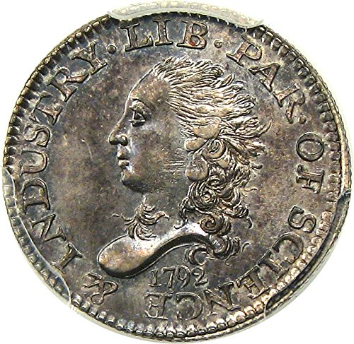 Rare coin for sale: 1792 P Early Half Dimes (1792-1836) Half Dime MS64 PCGS\CAC