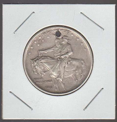 1925 Pattern Half Dollar Good with small hole