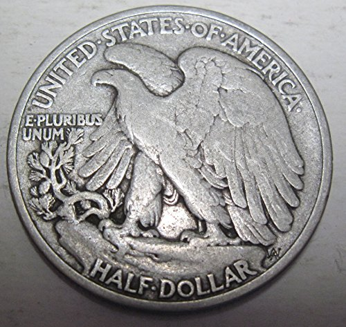 1936 Walking Liberty silver coin Half Dollar Very Fine