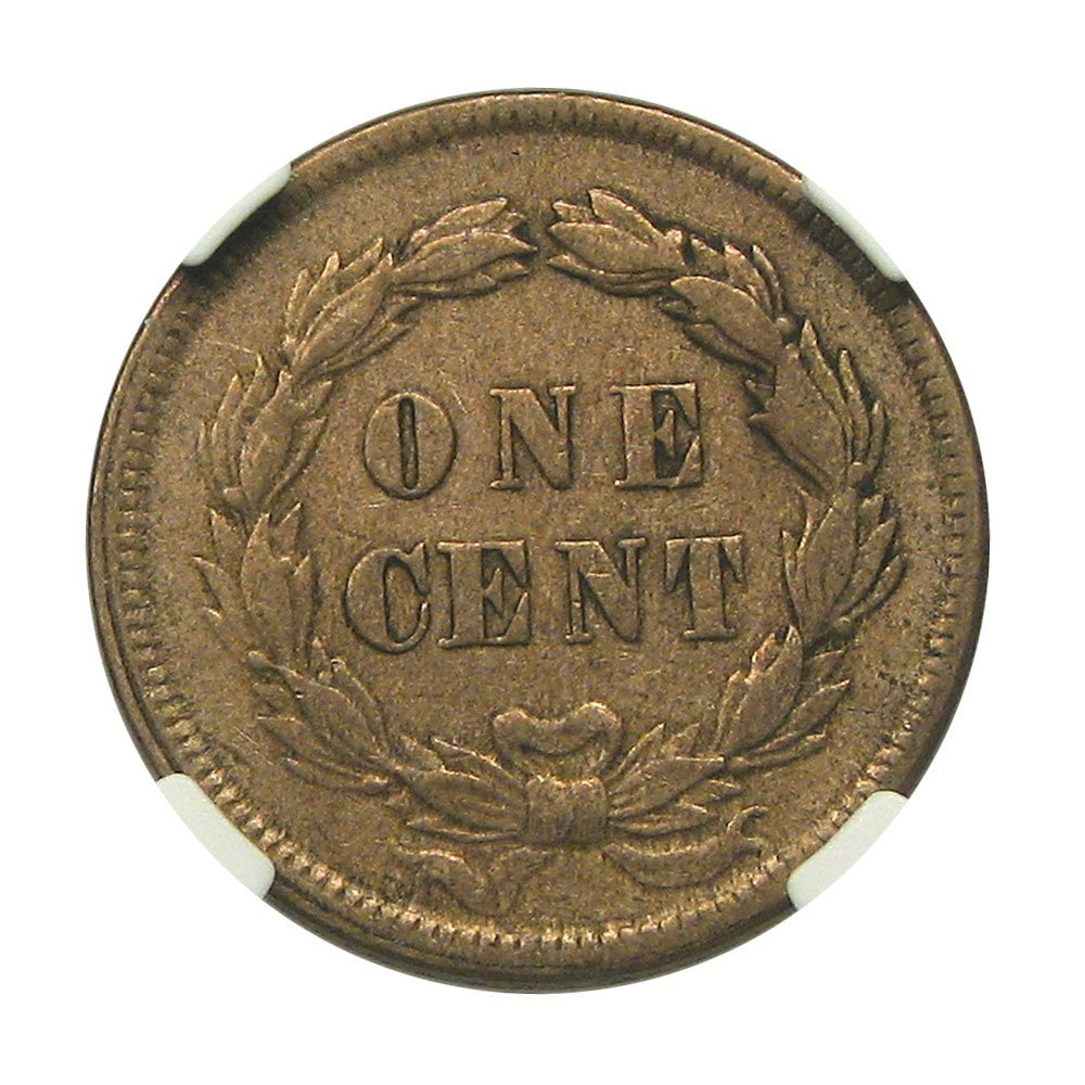 1859 Indian Head Cent XF-40 NGC BMCA